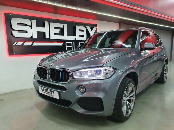 2016 BMW X5 xDRIVE30d M-Sport Auto Gauteng Four Ways_0