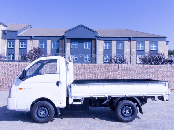 2020 Hyundai H100 Bakkie 2.6d Ac Fc Ds  Gauteng Boksburg_0