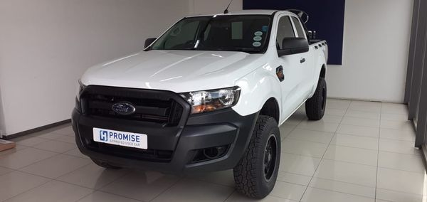 2017 Ford Ranger 2.2TDCi XL PU SUPCAB Kwazulu Natal Pinetown_0