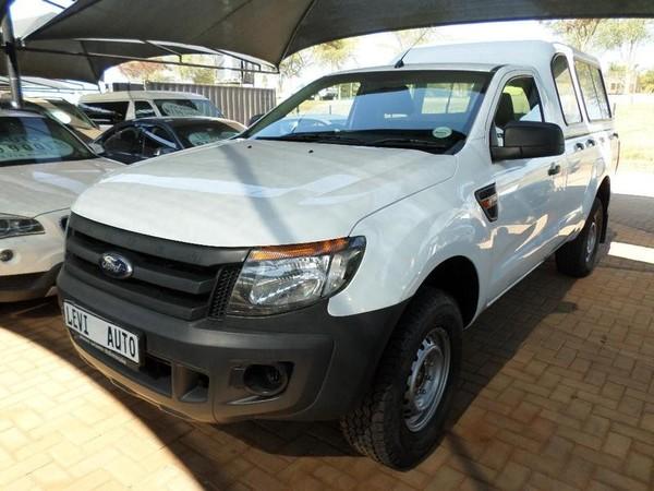 2014 Ford Ranger 2.2TDCi XL PLUS 4X4 Bakkie CC Gauteng Pretoria_0