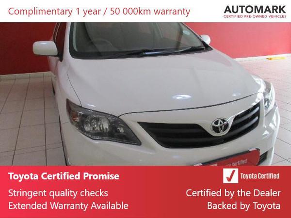 2016 Toyota Corolla Quest 1.6 Gauteng Pretoria_0