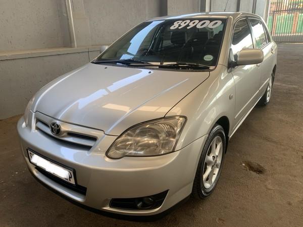 2005 Toyota RunX 160i Rx  Gauteng Randburg_0