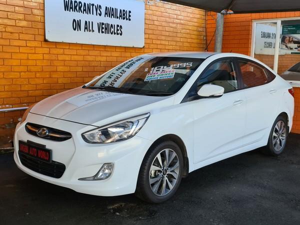 2016 Hyundai Accent 1.6 Gls  Kwazulu Natal Durban_0
