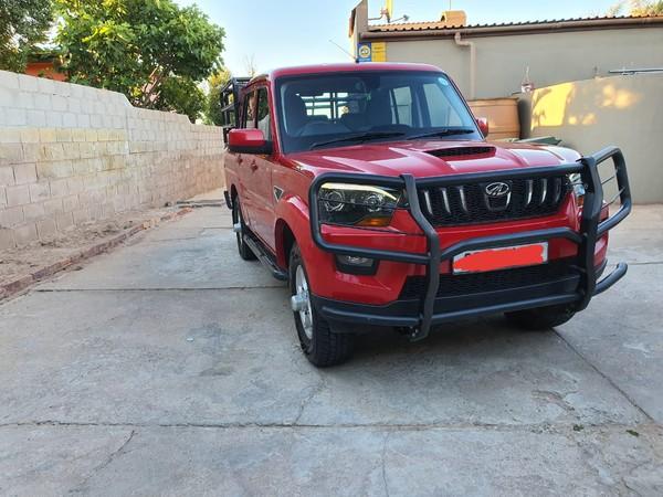 2018 Mahindra PIK UP 2.2 mHAWK S10 4X4 PU DC Gauteng Boksburg_0