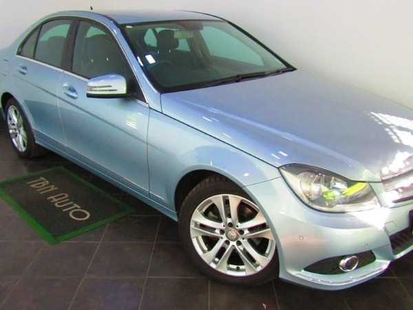 2013 Mercedes-Benz C-Class C200 Be Avantgarde At  Gauteng Pretoria_0