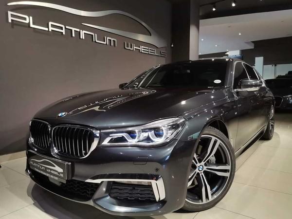 2017 BMW 7 Series 740i M Sport Gauteng Four Ways_0