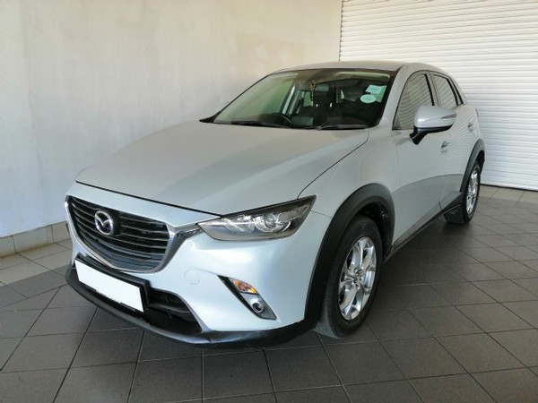 2017 Mazda CX-3 2.0 Dynamic Kwazulu Natal Umhlanga Rocks_0
