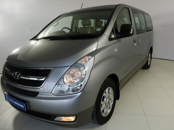 2010 Hyundai H1 2.5 Crdi Wagon At  Western Cape Mossel Bay_0
