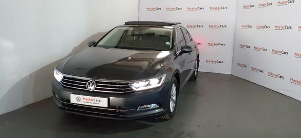 2017 Volkswagen Passat 1.4 TSI Luxury DSG Mpumalanga Nelspruit_0