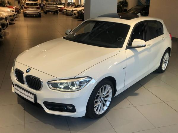 2016 BMW 1 Series 120d Sport Line 5DR Auto f20 Western Cape Cape Town_0