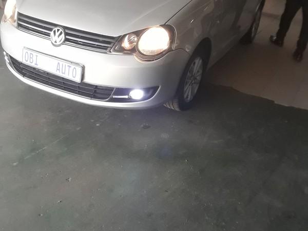 2013 Volkswagen Polo Vivo 1.4 Zest 5dr Gauteng Johannesburg_0