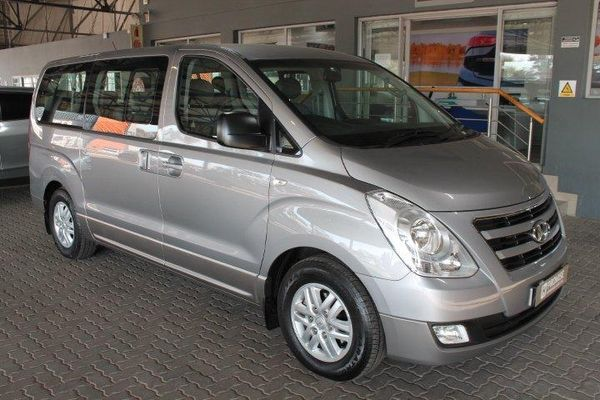 2018 Hyundai H1 2.5 CRDI Wagon Auto Gauteng Germiston_0