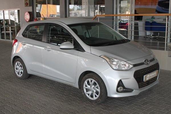 2020 Hyundai Grand i10 1.0 Motion Cargo FC PV Gauteng Germiston_0