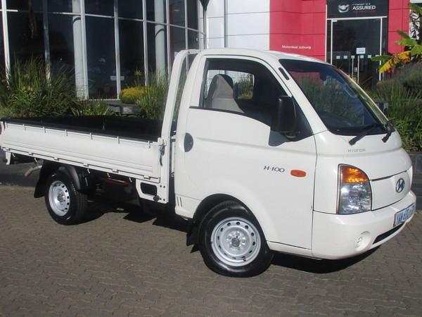 2010 Hyundai H100 Bakkie 2.6i D Fc Ds  Gauteng Johannesburg_0