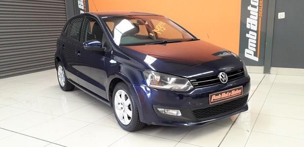 2014 Volkswagen Polo 1.4 Comfortline 5dr  Kwazulu Natal Pietermaritzburg_0