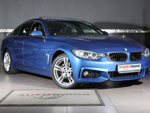 2015 BMW 4 Series 420D Gran Coupe M Sport Auto North West Province Klerksdorp_0