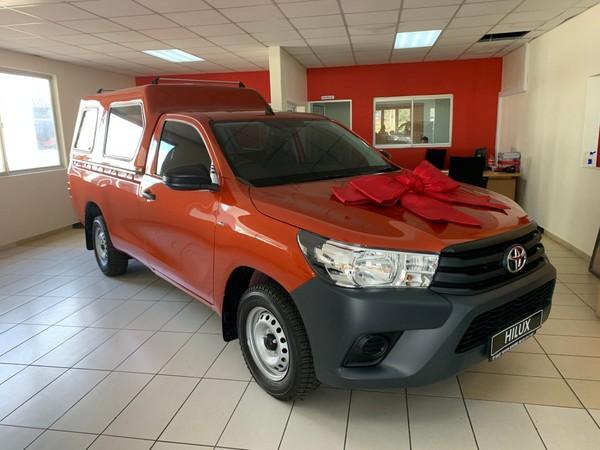2020 Toyota Hilux 2.0 VVTi AC Single Cab Bakkie Kwazulu Natal Eshowe_0