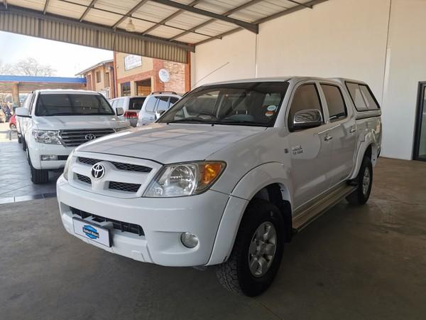 2008 Toyota Hilux 2.7vvt-i Raider Pu Dc  Gauteng Carletonville_0