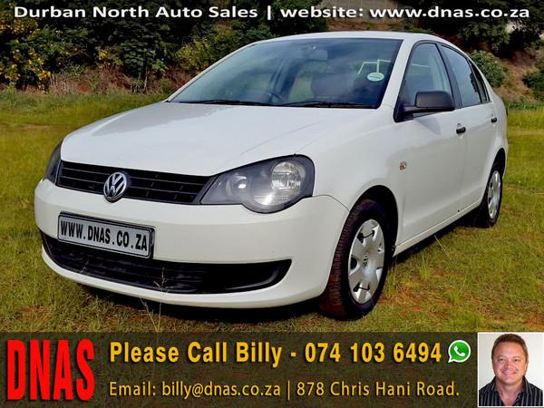 2013 Volkswagen Polo Vivo 1.6 Kwazulu Natal Durban North_0