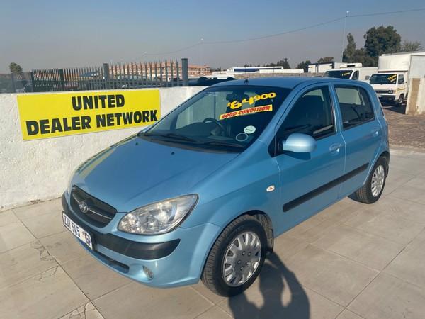 2010 Hyundai Getz 1.4 Hs  Gauteng Boksburg_0