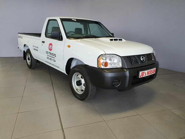 2020 Nissan NP300 Hardbody 2.5 TDi LWB Single Cab Bakkie Western Cape Malmesbury_0