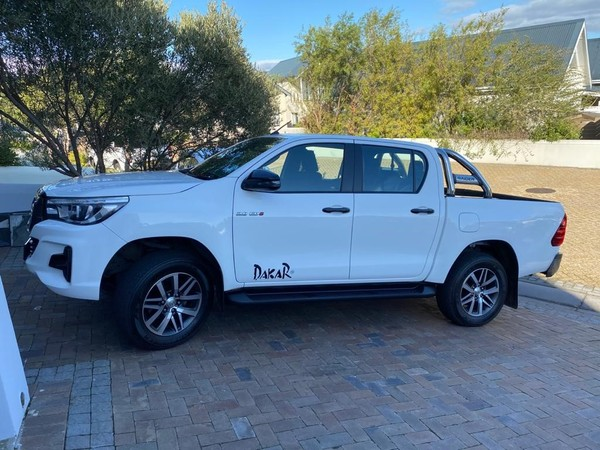 2018 Toyota Hilux 2.8 GD-6 RB Raider Double Cab Bakkie Western Cape Paarl_0