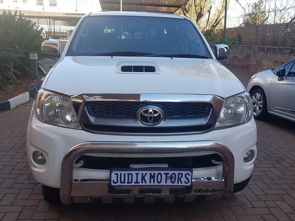 2009 Toyota Hilux 3.0 D-4d Raider Rb Pu Dc  Gauteng Johannesburg_0