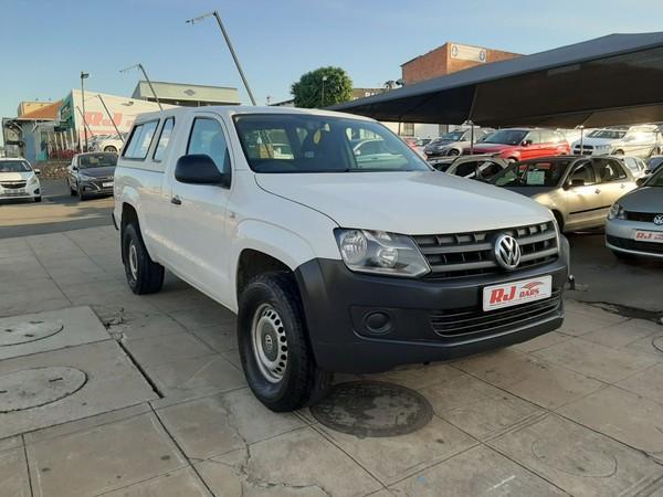 2014 Volkswagen Amarok 2.0tdi Trendline 103kw Sc Pu  Kwazulu Natal Durban_0