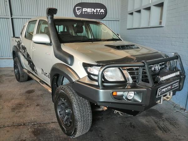 2013 Toyota Hilux 3.0 D-4d Raider 4x4 Pu Dc  Gauteng Pretoria_0