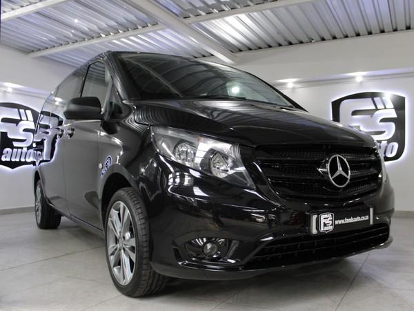2017 Mercedes-Benz Vito 114 2.2 CDI Tourer Pro Auto Western Cape Cape Town_0