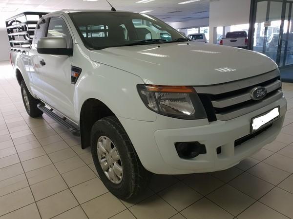 2012 Ford Ranger 3.2tdci Xls 4x4 Pu Supcab  Western Cape Worcester_0