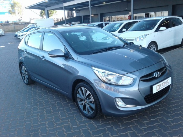 2017 Hyundai Accent 1.6 Fluid 5-Door Gauteng Roodepoort_0