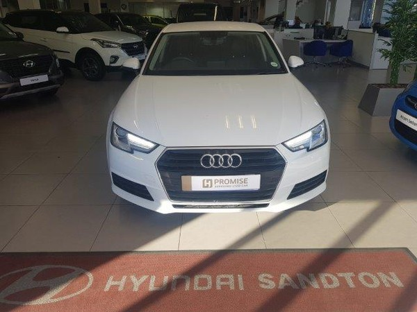 2016 Audi A4 2.0T FSI S Tronic Gauteng Sandton_0