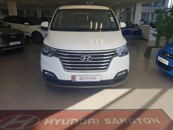 2019 Hyundai H1 2.5 CRDI Wagon Auto Gauteng Sandton_0