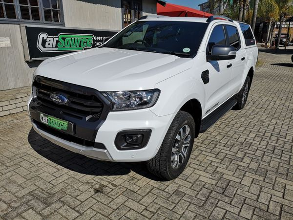 2019 Ford Ranger 2.0TDCi Wildtrak Auto Double Cab Bakkie Mpumalanga Mpumalanga_0