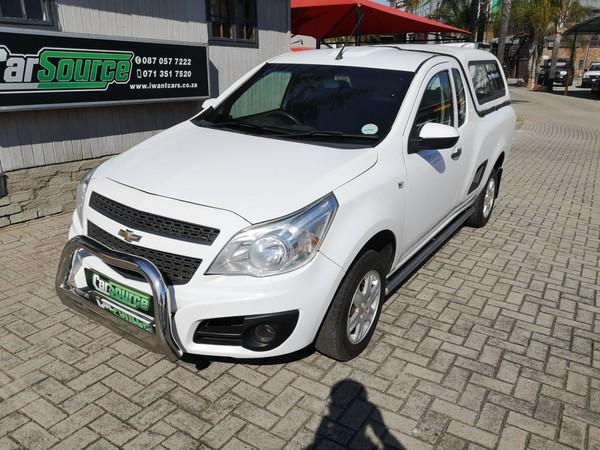 2012 Chevrolet Corsa Utility 1.4 Club Pu Sc  Mpumalanga Mpumalanga_0