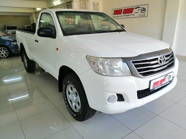 2013 Toyota Hilux 2.5 D-4d Srx Rb Pu Sc  Kwazulu Natal Durban_0