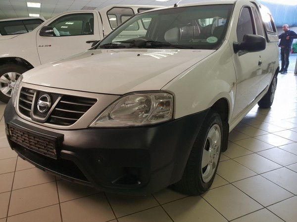 2015 Nissan NP200 1.5 Dci  Ac Safety Pack Pu Sc  Western Cape Worcester_0