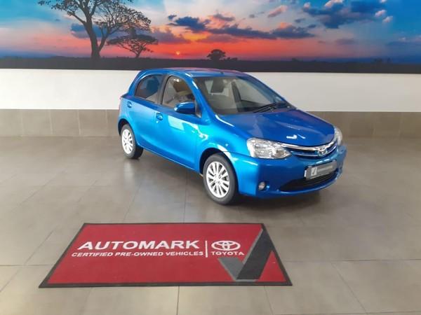 2017 Toyota Etios 1.5 Xs 5dr  Limpopo Naboomspruit_0
