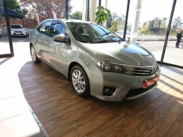 2015 Toyota Corolla 1.4D Prestige Gauteng Bryanston_0