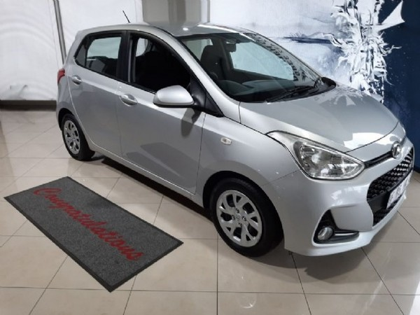 2018 Hyundai Grand i10 1.25 Motion Gauteng Hatfield_0