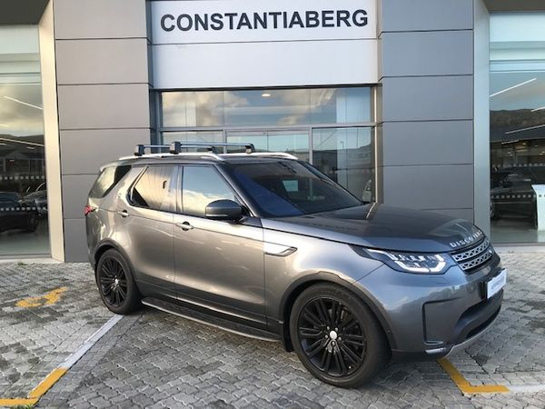 2017 Land Rover Discovery 3.0 Si6 HSE Luxury Western Cape Tokai_0