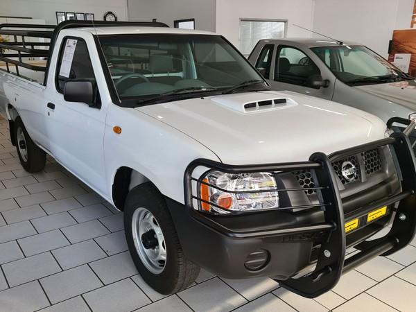 2020 Nissan NP300 Hardbody 2.5 TDi LWB Single Cab Bakkie Mpumalanga Barberton_0