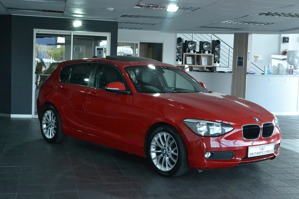 2013 BMW 1 Series 116i 5dr At f20  Gauteng Roodepoort_0