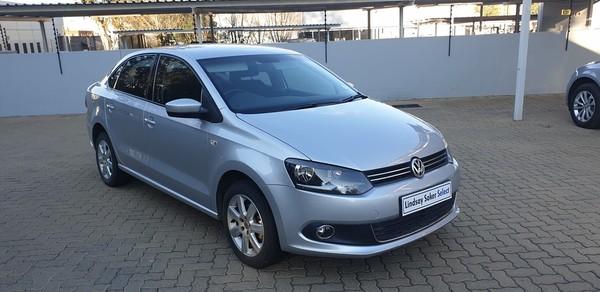 2014 Volkswagen Polo 1.6 Comfortline  Free State Bloemfontein_0