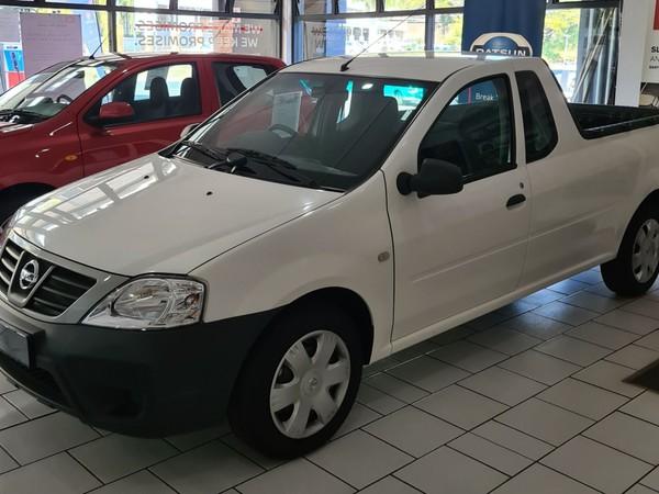 2020 Nissan NP200 1.6  Ac Safety Pack Pu Sc  Mpumalanga Barberton_0