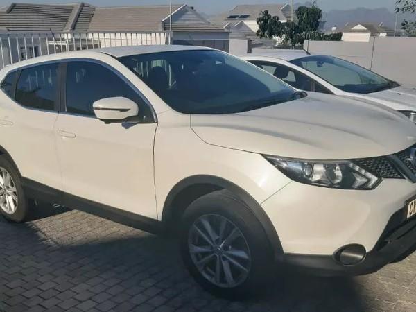 2018 Nissan Qashqai 1.5 dCi Tekna Western Cape Paarl_0