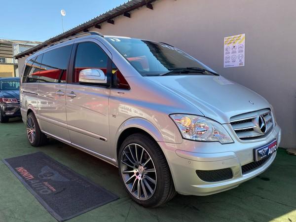 2013 Mercedes-Benz Viano 3.0 Cdi Avantgarde  Gauteng Boksburg_0