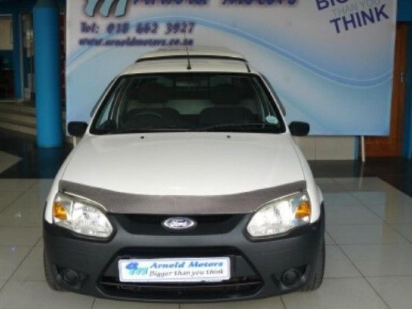 2010 Ford Bantam 1.6i Ac Pu Sc  North West Province Klerksdorp_0
