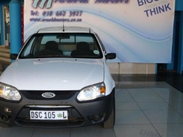 2011 Ford Bantam 1.4 Tdci  Ac Pu Sc  North West Province Klerksdorp_0